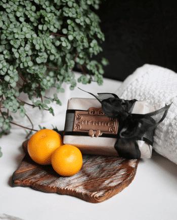 MIKAN Silk Soap - MYTHYN