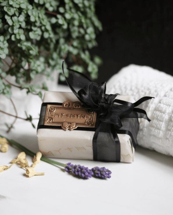 SPIRIT Silk Soap - MYTHYN