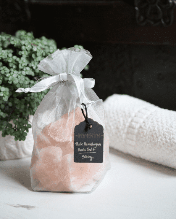 Pink Himalayan Rock Salt - MYTHYN