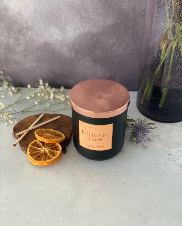 Mythyn - Mikan Natural Sustainable Candle