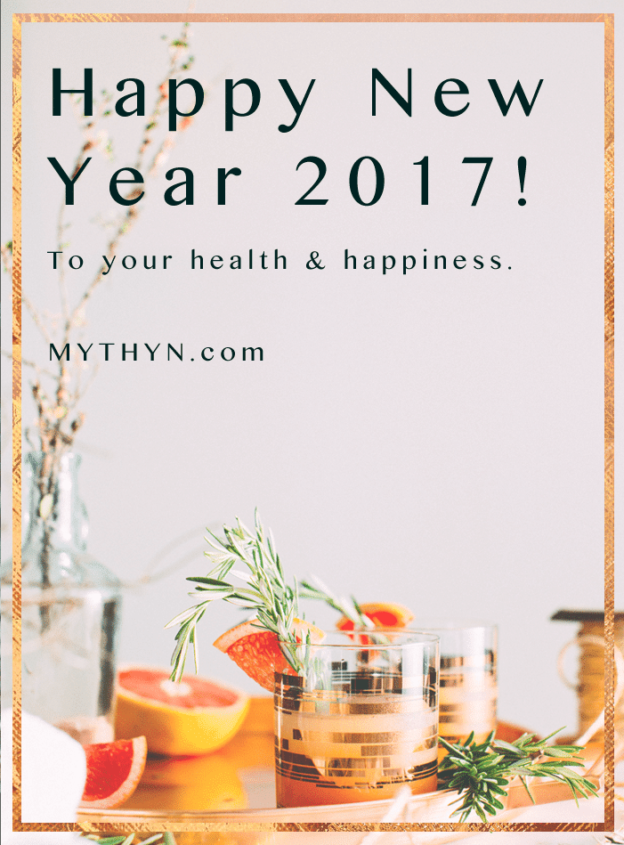 MYTHYN.com · Happy New Year 2017
