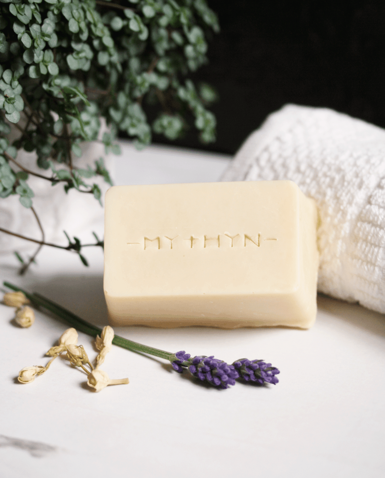 SPIRIT Silk Soap - MYTHYN