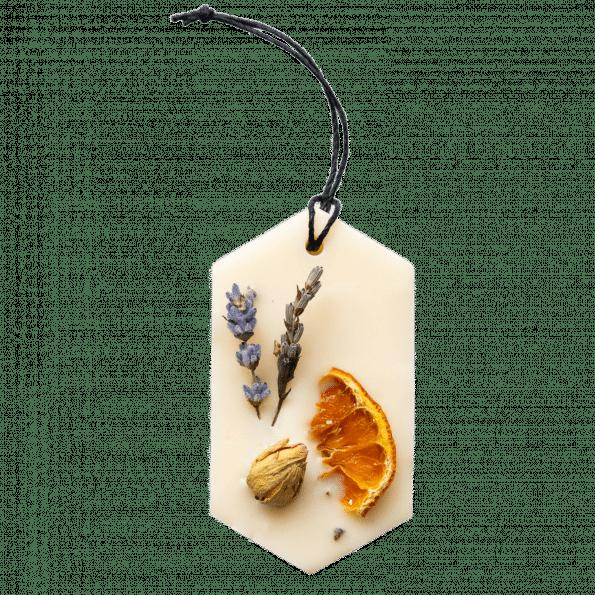 Mythyn - Botanical Scented Wax Tablet - Mandarin Rose Lavender