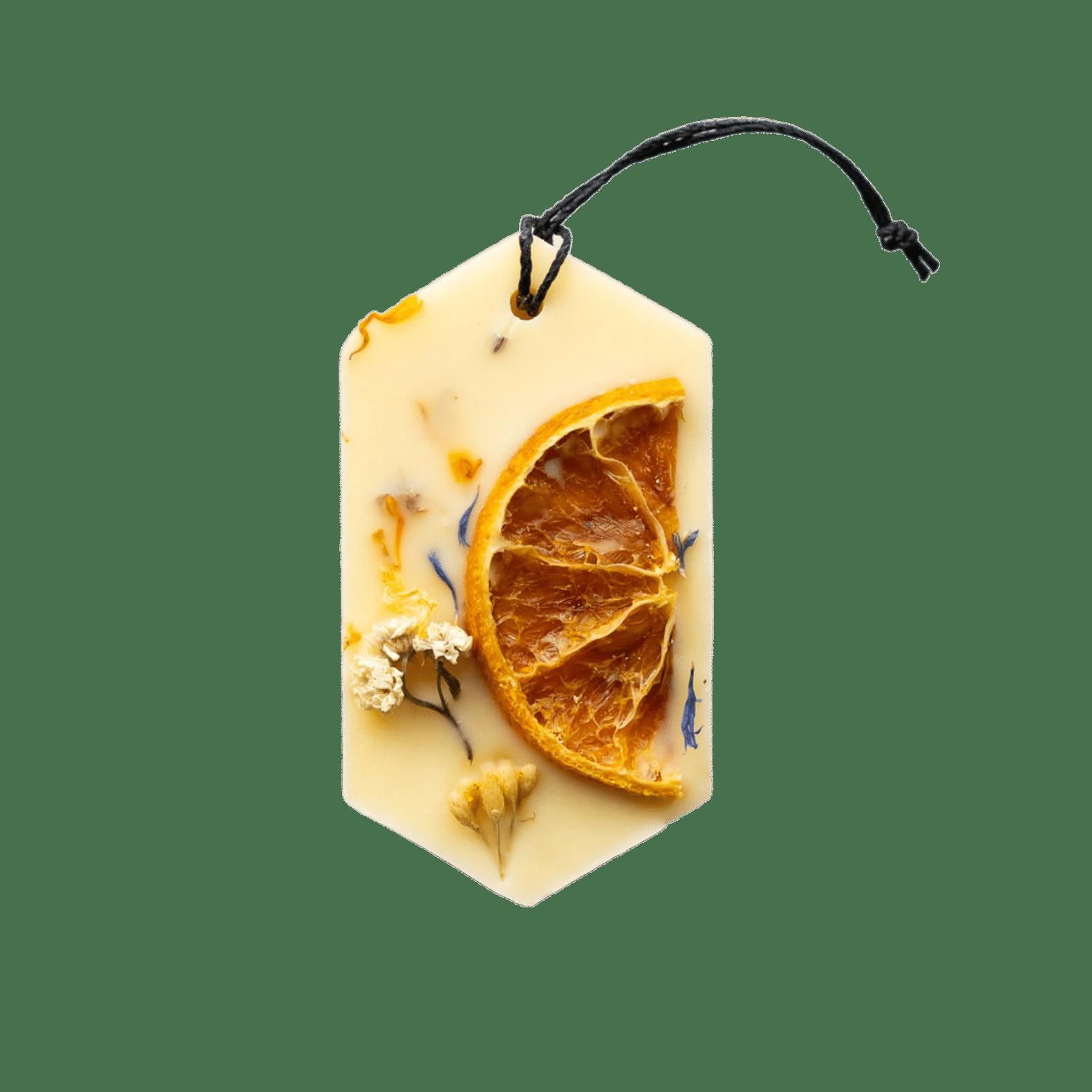 Mythyn - Botanical Scented Wax Tablets - Mikan - Mandarin Bergamot Patchouli