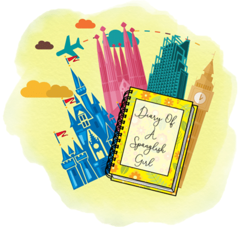 Diary Of A Spanglish Girl · MYTHYN