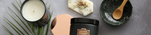 Naturally Scented Home & Botanical Skincare · MYTHYN