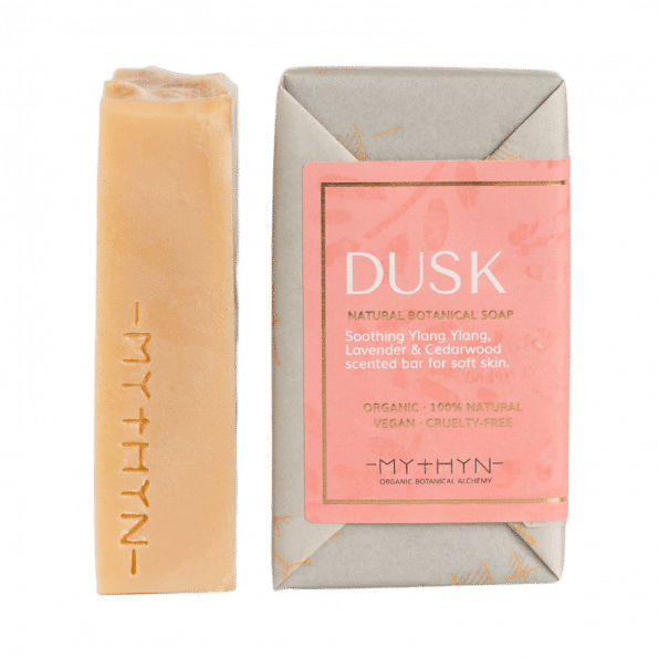 MYTHYN - Dusk Natural Soothing Soap Bar