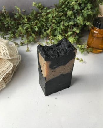 MYTHYN - NOIR Natural Artisan Natural Soap Bar