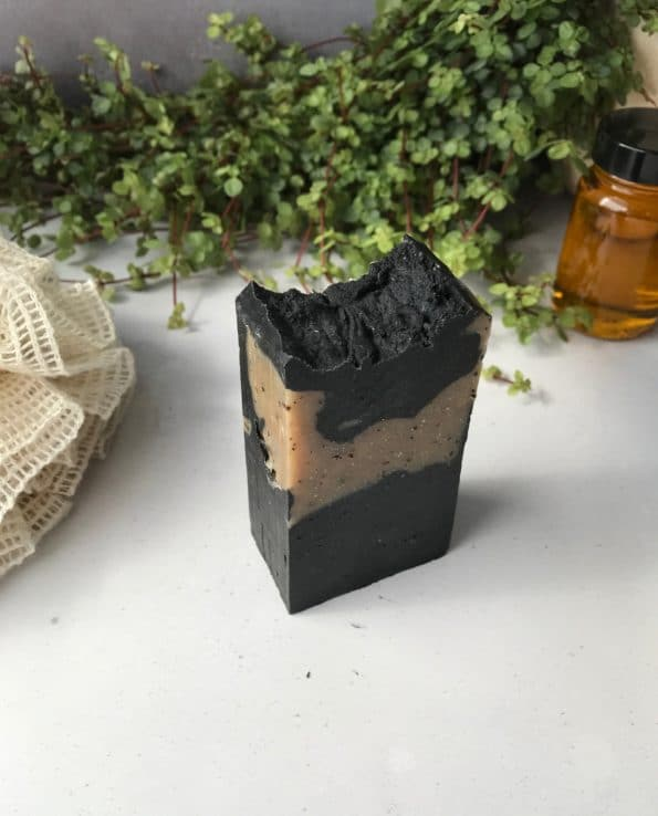 MYTHYN - NOIR Natural Artisan Natural Soap Bar