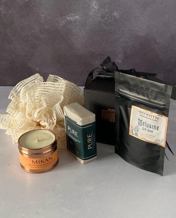 Candle Lit Bath Set - Mythyn