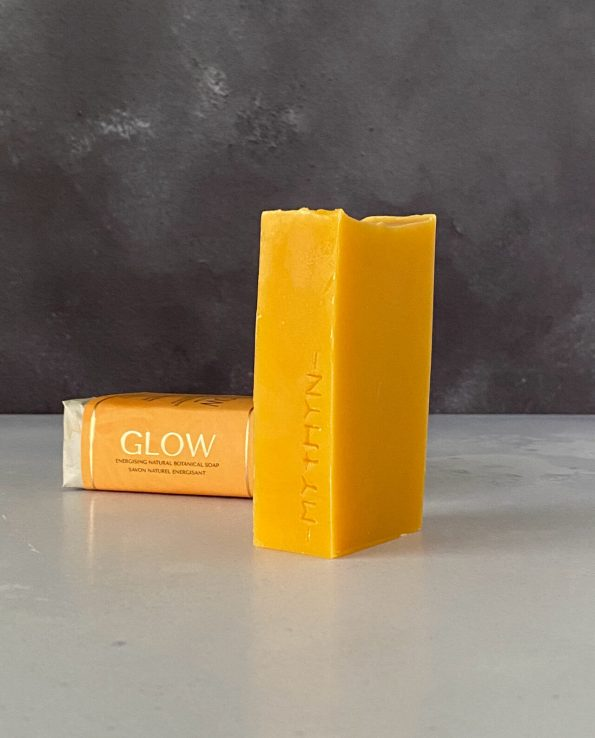 MYTHYN - Glow Natural Soap Bar
