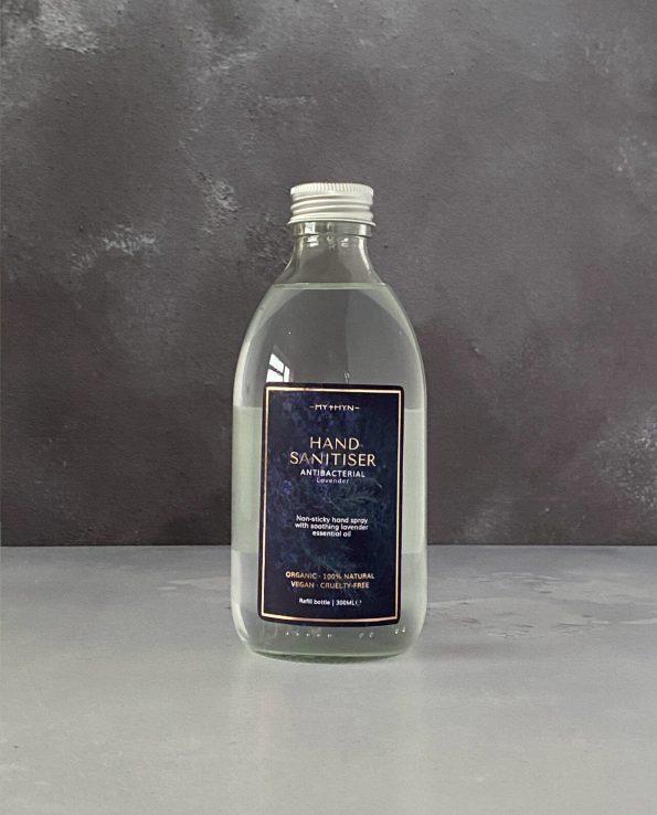 Mythyn - Lavender Refillable Organic Hand Sanitiser