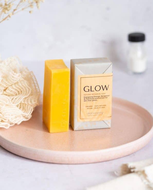 MYTHYN - Glow Natural Soap Bar