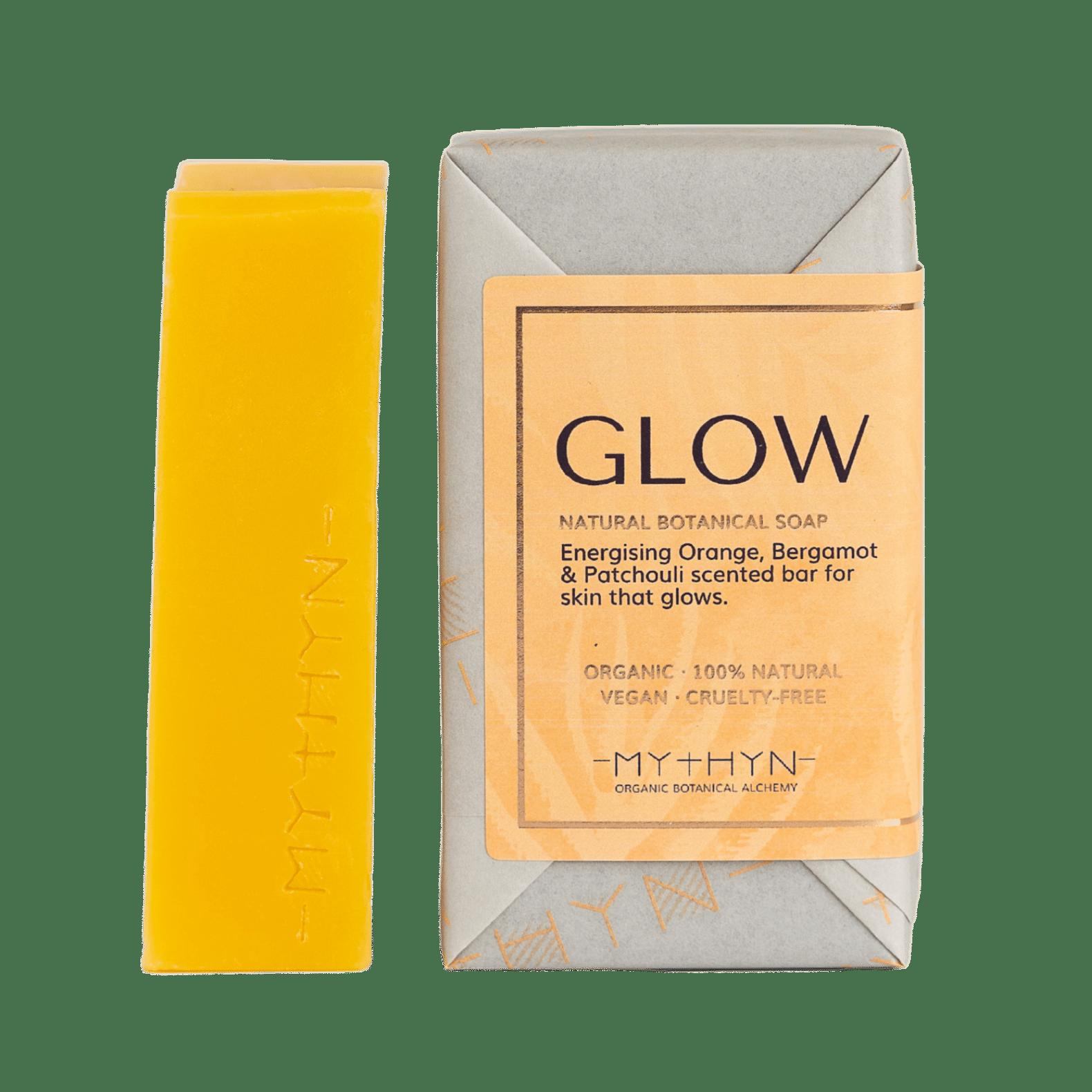 Mythyn - Glow Natural Nourishing Botanical Soap