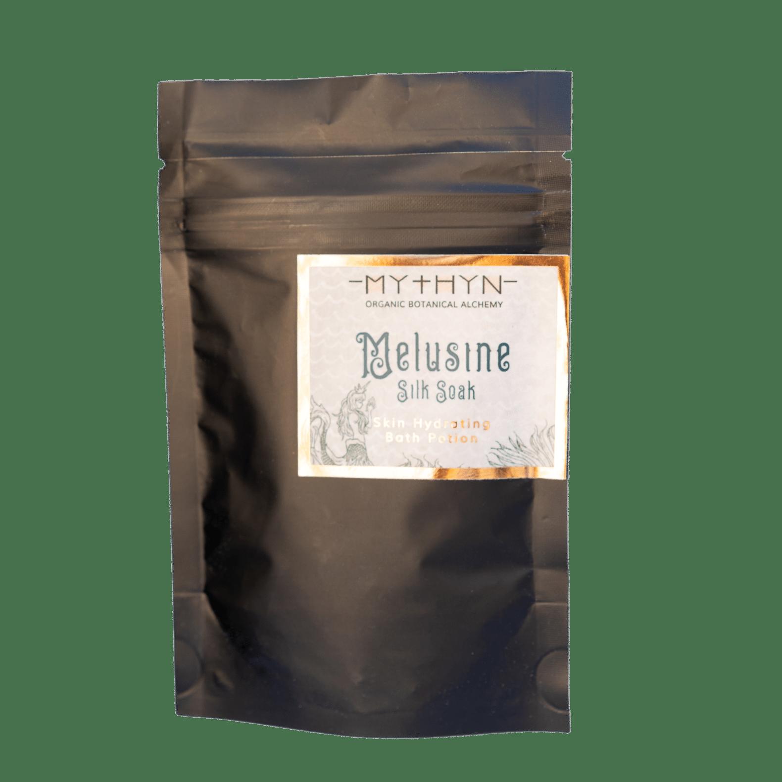 Mythyn - Melusine Silk Bath Soak Pouch 40g