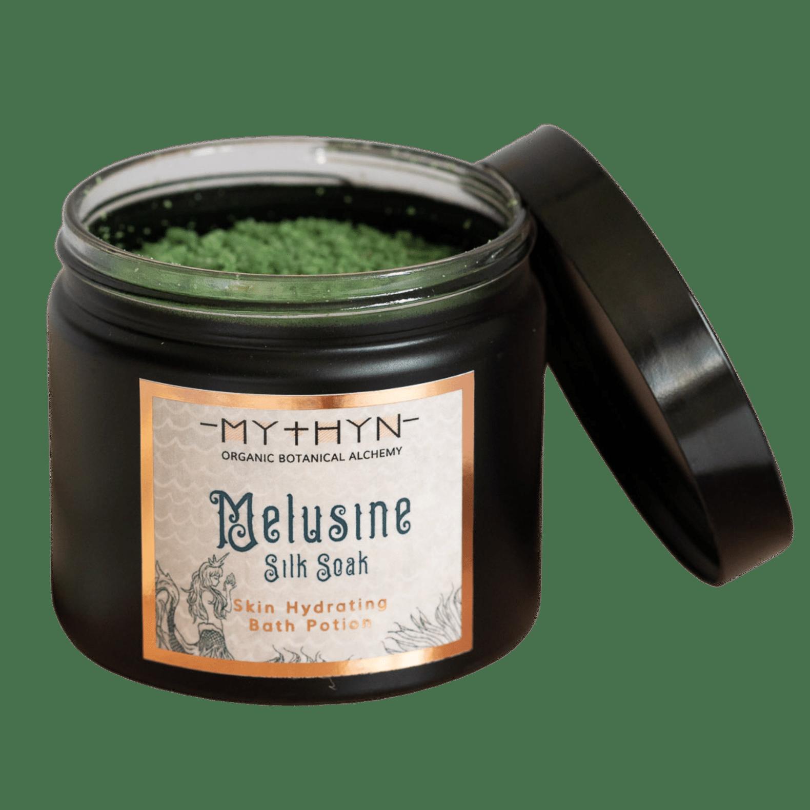 Mythyn - Melusine Silk Bath Soak