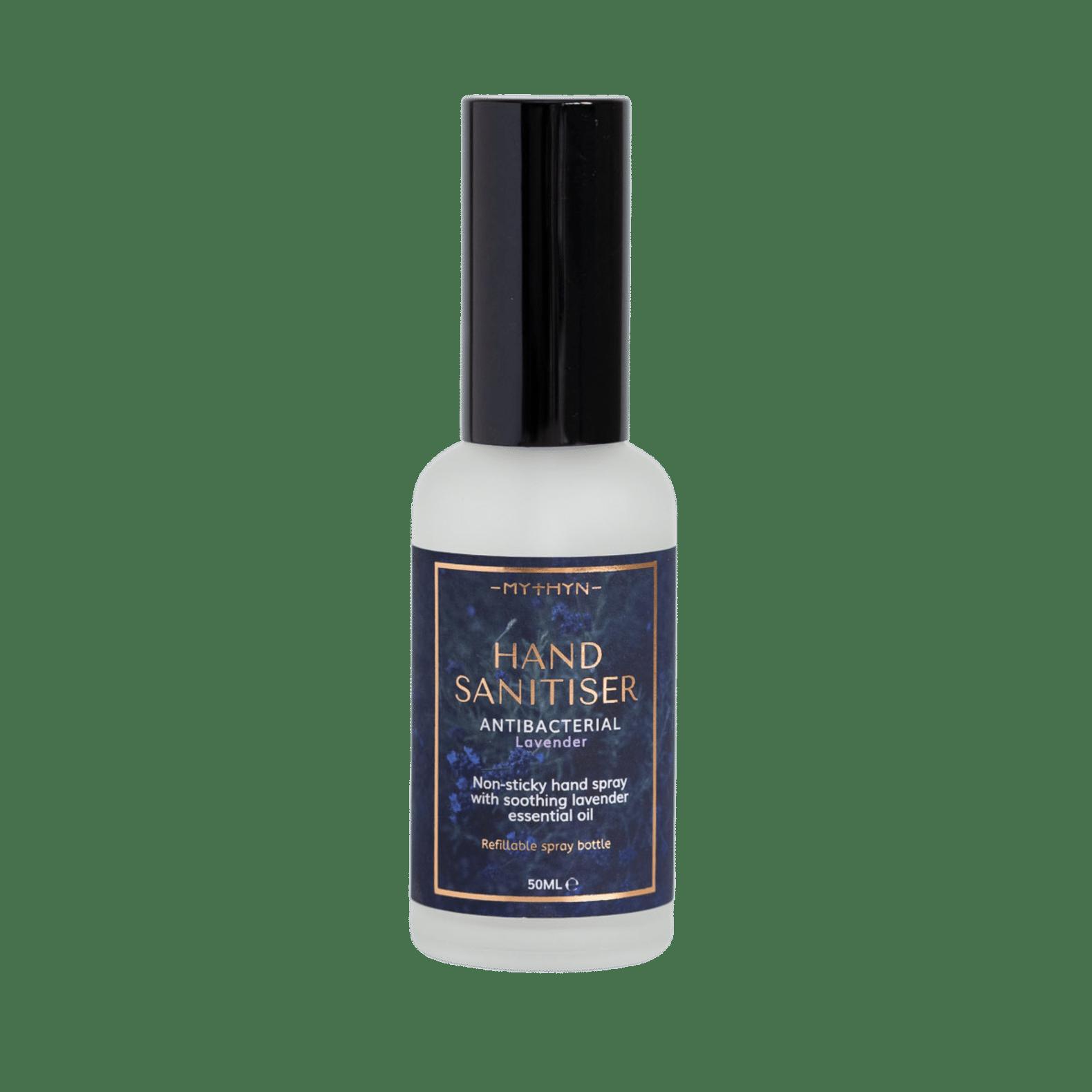 Mythyn - Organic Hand Sanitiser Lavender