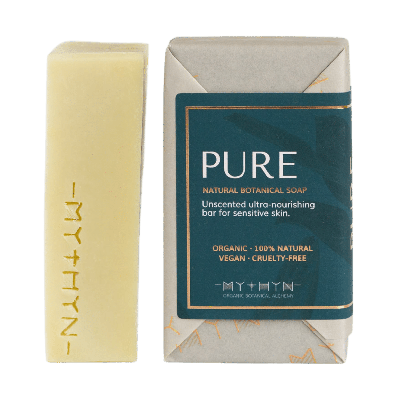Mythyn - Pure Gentle Natural Botanical Soap